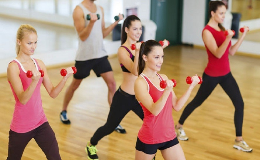 Full-body workout: Body, Mind and Soul