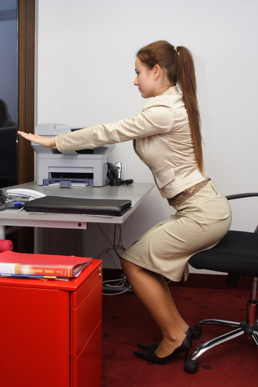 Exercise at Your Office