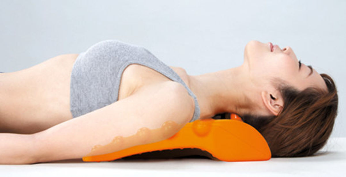 The Neck: Exercises to increase flexibility & muscle control