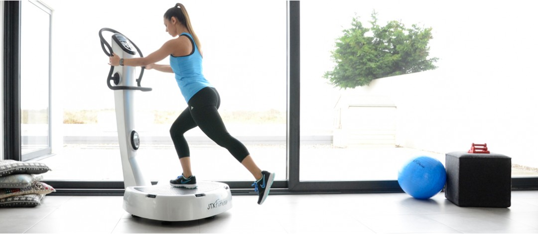 Vibration Plate exerciser: effective for Weight Loss
