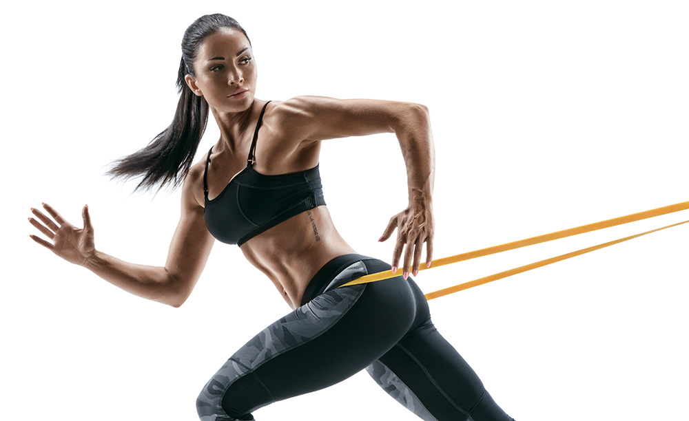 Resistance Band Workout for Travelers