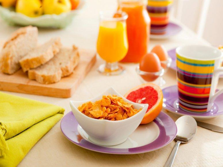 fitness articles weight loss Big Breakfast Diet Aids Weight loss